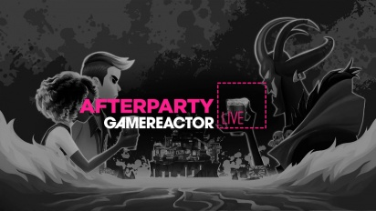 Afterparty - Livestream Replay