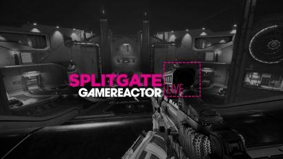 Splitgate - Livestream Replay