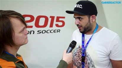 Pro Evolution Soccer 2015 - Intervista ad Adam Bhatti