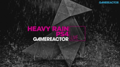 Heavy Rain e Firewatch - Replica livestream