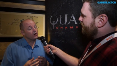 Quake Champions - Intervista a Tim Willits