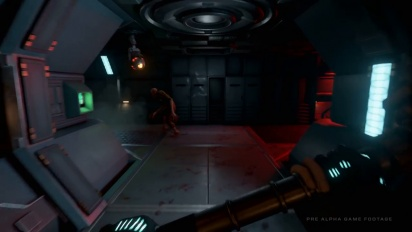 System Shock Remake - Early Pre-Alpha Unreal 4 Trailer