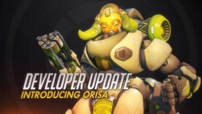 Overwatch - Introducing Orisa