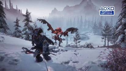 Horizon Zero Dawn - The Frozen Wilds PGW 2017 Trailer