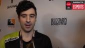 """Overwatch League – Intervista a  Matt """"Clockwork"""" Dias (Houston Outlaws)"""