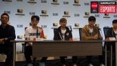Overwatch League - Conferenza stampa degli Shanghai Dragons (Giorno 1)