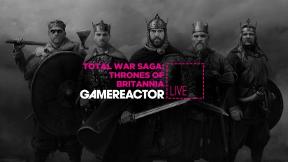 Total War Saga: Thrones of Britannia - Replica Livestream