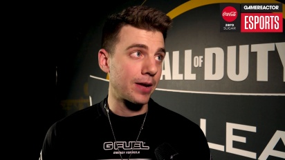 CWL Anaheim 2018 - Replays Interview