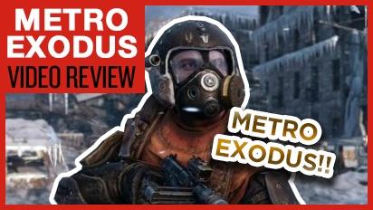 Metro Exodus - Video Recensione