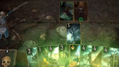 Gwent: The Witcher Card Game - iOS Launch Trailer