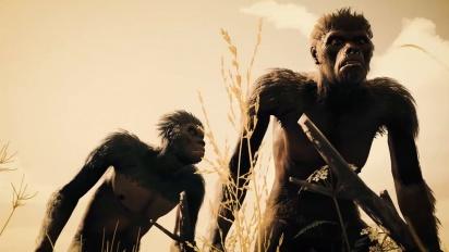 Ancestors: The Humankind Odyssey - Console Trailer (italiano)