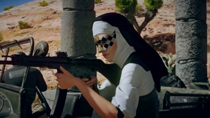Cuisine Royale - Weird West: Age of Nagual Trailer