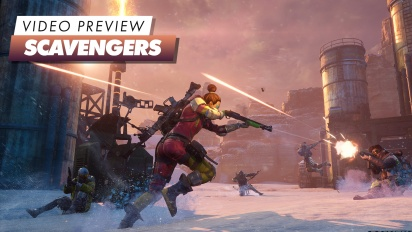 Scavengers - Video Preview