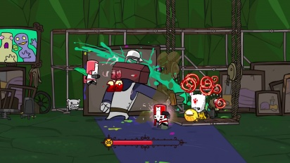 Castle Crashers Remastered - Trailer di annuncio