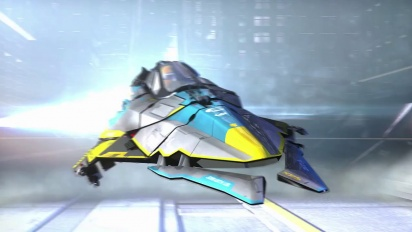 Wipeout 2048 - Trailer