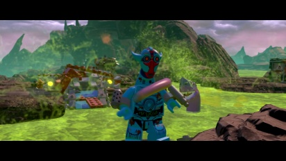 Lego Star Wars: Il Risveglio della Forza - The Phantom Limb Trailer Ufficiale (italiano)