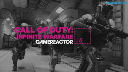 Call of Duty Infinite Warfare - Replica Livestream
