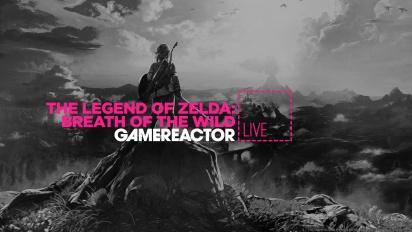 GR Italia Live: The Legend of Zelda: Breath of the Wild - Replica Livestream
