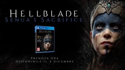 Hellblade: Senua's Sacrifice - Trailer versione retail