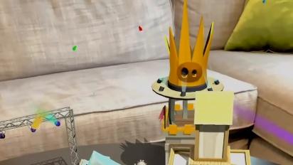 Angry Birds AR: Isle of Pigs - Andoird Launch Trailer