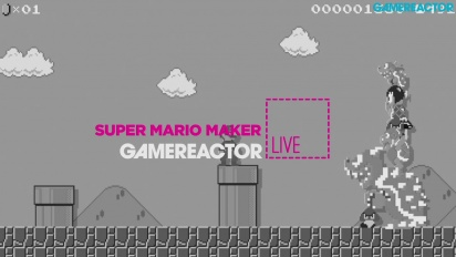 Super Mario Maker - Replica livestream