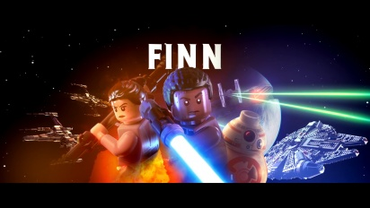 Lego Star Wars: Finn - Trailer Ufficiale (italiano)