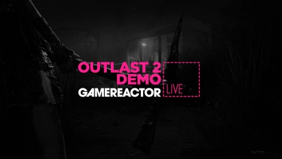 GR Italia Live: Outlast 2 Demo - Replica Livestream