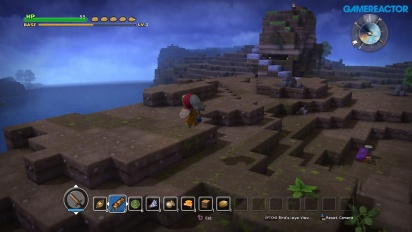 Dragon Quest Builders - Gameplay di esplorazione