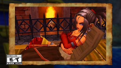 Dragon Quest VII: Fragments of the Forgotten Past - Introducing Red