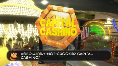 Yooka-Laylee - Capital Cashino Trailer