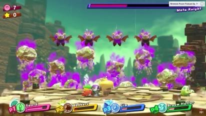 Kirby Star Allies - Release Date Trailer