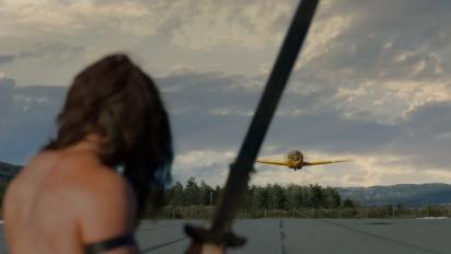 Conan Exiles - Conan vs. Aeroplano