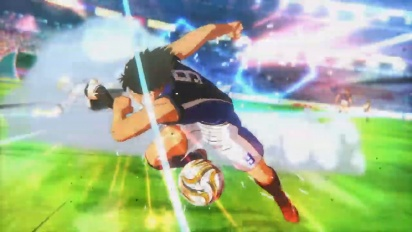 Captain Tsubasa: Rise of New Champions - Trailer di annuncio (italiano)