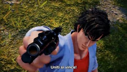 Jump Force - Annuncio data di lancio Trailer (italiano)