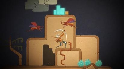 Windbound - Mural Story Trailer