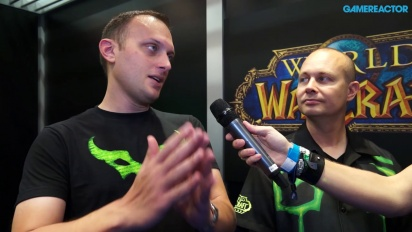 World of Warcraft: Legion - Intervista dopo l'annuncio