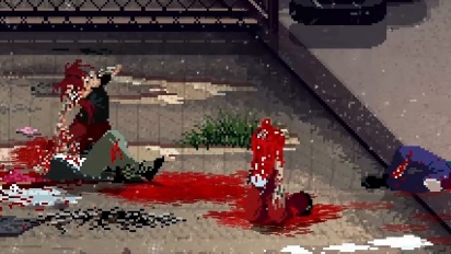Mother Russia Bleeds - Gameplay Trailer