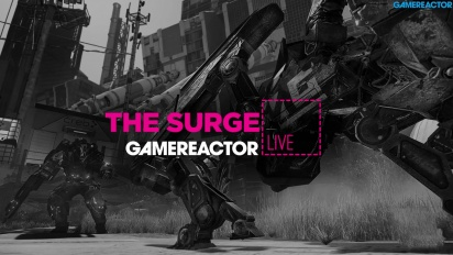 The Surge - Replica Livestream