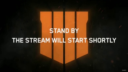 Call of Duty: Black Ops 4 Live from Dreamhack, Jönköping - livestream replay