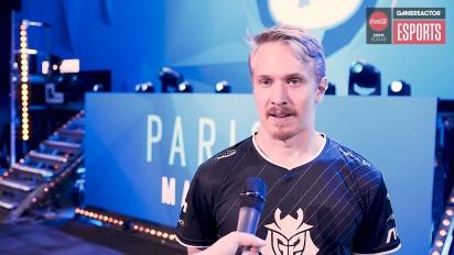 Six Major Paris - JNSZKI Winners Interview