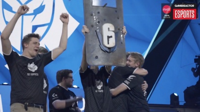 Six Major Paris - Intervista a Fabian Winners