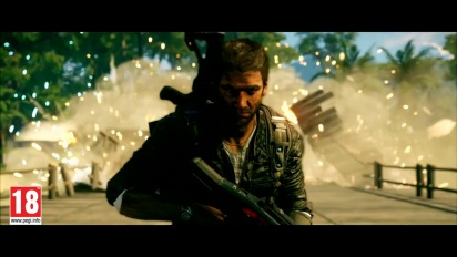 Just Cause 4 - Story Trailer (italiano)