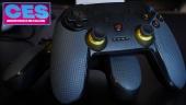CES20 - Mad Catz Controller & Ego Arcade Stick: Dimostrazione prodotto