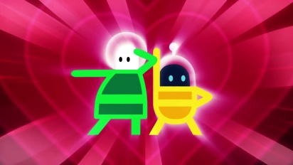 Lovers in a Dangerous Spacetime - Trailer di lancio