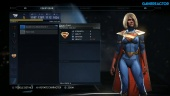 Injustice 2 - Mother-Boxes e Gear Setup