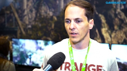 Strange Brigade - Intervista a Zoltan Fejes