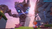 Super Lucky's Tale - Gamescom Gameplay