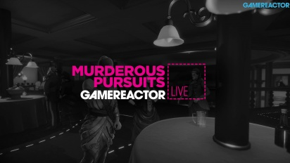 Murderous Pursuits - Replica Livestream