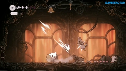 Hollow Knight: Silksong - Gameplay Part 2