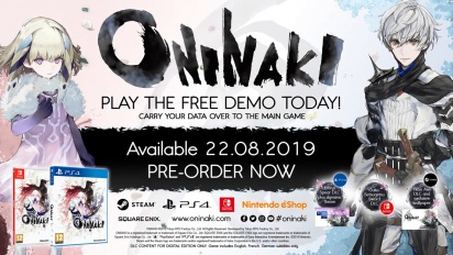 Oninaki - Demo Trailer